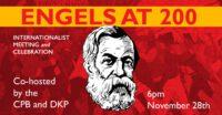Friedrich Engels zum 200. Geburtstag