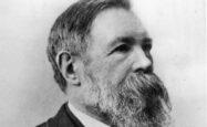 Friedrich Engels im Jahr 1891, Fotograf William Elliott Debenham (1839–1924)