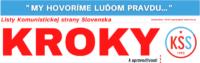 Kroky -Zeitung der Kommunistischen Partei der Slowakei