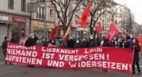 Luxemburg-Liebknecht-Demo 2021