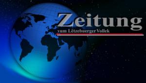 ZLV Zeitung vum Letzeburger Vollek