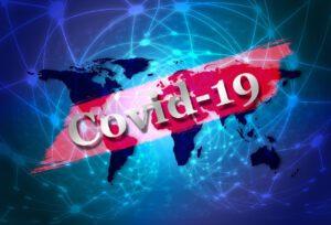 Gemeinsam gegen Corona. Grafik: Gerd Altmann from Pixabay