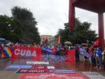 Manifestation in Genf: Solidarität mit dem kubanischen Volk und seiner Revolution!